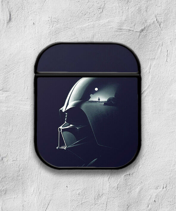 Star Wars Darth Vader case for AirPods 1 or 2 protective cover skin 05