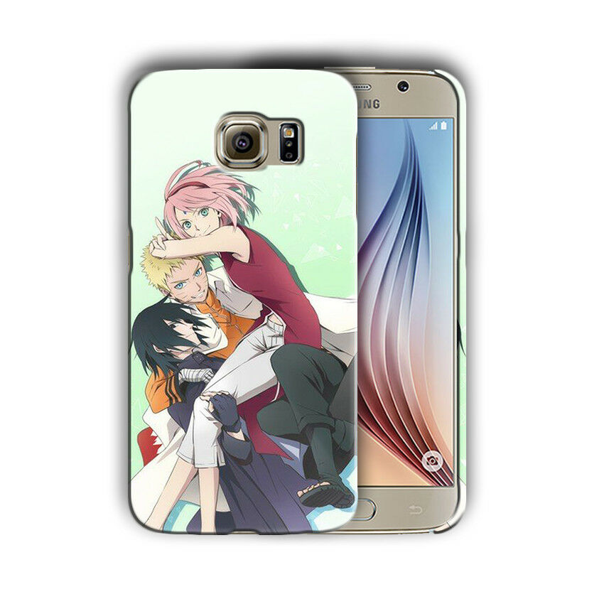 Animation Boruto Samsung Galaxy S4 5 6 7 8 Edge Note 3 4 5 8 Plus Case Cover 06