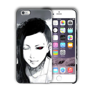 Tokyo Ghoul Uta Iphone 4s 5s 5c SE 6s 7 8 X XS Max XR Plus Case Cover 12