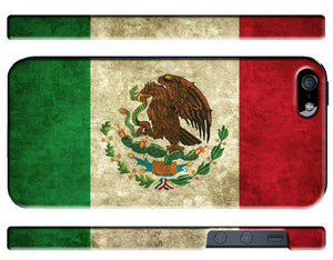 Mexico National Symbol Flag iPhone 4 4S 5 5S 5c 6 6S 7 + Plus Case Cover