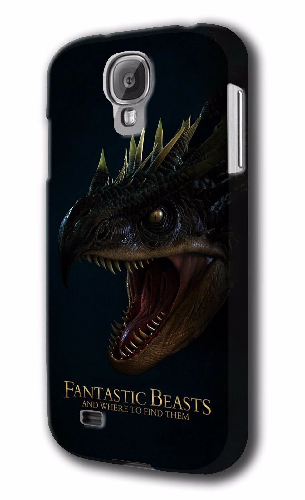 Fantastic Beasts Samsung Galaxy S4 5 6 7 Edge Note 3 4 5 Plus Case Cover 2