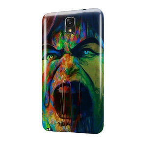 The Incredible Hulk Samsung Galaxy S4 5 6 7 8 9 10 E Edge Note Plus Case 1683