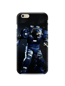 Iron Man Avengers Iphone 4 4s 5 5s 5c 6 6S + Plus Cover Case Comics Kids ip3