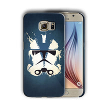 Load image into Gallery viewer, Star Wars Stormtrooper Samsung Galaxy S7 6 5 8 9 10 E Edge Note 3 - 10 Plus Case
