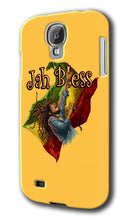 Load image into Gallery viewer, Jamajca Flag Jah Bless Samsung Galaxy S4 S5 S6 Edge Note 3 4 Case Cover