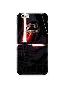 Star Wars 2015 Kylo Ren Iphone 4 4s 5 5s 5c 6 6S 7 + Plus Case Cover 147
