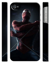 Load image into Gallery viewer, Iphone 4 4s 5 5s 5c 6 6S + Plus Cover Case Amazing Spider-Man Hero Comics 2