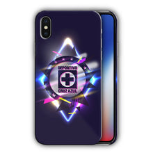 Load image into Gallery viewer, Cruz Azul FC Iphone 4S 5s 6S 7 8 X XS Max XR 11 Pro Plus SE Case Cover Logo 04