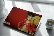 Load image into Gallery viewer, Anime One Piece Luffy MacBook case for Mac Air Pro M1 13 16 Cover Skin SN164