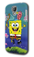 Load image into Gallery viewer, SpongeBob SquarePants Samsung Galaxy S4 5 6 7 8 9 Edge Plus Note 5 8 9 Case