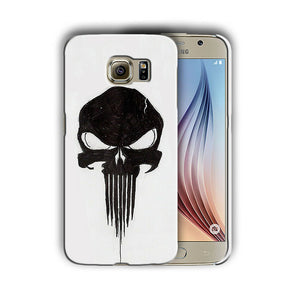 Super Hero Punisher Samsung Galaxy S4 5 6 7 8 9 10 E Edge Note Plus Case n14