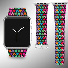 Load image into Gallery viewer, Mickey Mouse Apple Watch Band 38 40 42 44 mm Series 5 1 2 3 4 Wrist Strap 8