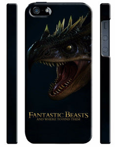Fantastic Beasts iPhone 4 4S 5 5S 5c 6 6S 7 + Plus SE Case Cover 2