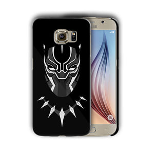 Black Panther Samsung Galaxy S4 5 6 7 8 9 10 E Edge Note 3 - 10 Plus Case n5