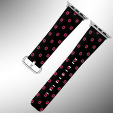 Load image into Gallery viewer, Ohio State Buckeyes Apple Watch Band 38 40 42 44 mm Series 1 - 5 Wrist Strap 6