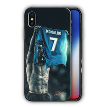 Load image into Gallery viewer, Iphone 5 5s SE 6 6S 7 8 X XS Max XR 11 12 Pro Plus SE Case Cristiano Ronaldo  n6