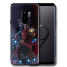 Load image into Gallery viewer, Super Hero Deadpool case for Galaxy s20 s20+ s10e 9 8 note 20 Ultra 10 cover TN