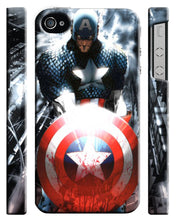 Load image into Gallery viewer, Captain America: Civil War Iphone 4 4s 5 5s 5c 6 6S 7 + Plus Case Cover 14