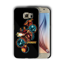 Load image into Gallery viewer, Avengers Infinity War Samsung Galaxy S4 5 6 7 8 9 10 E Edge Note Plus Case 24