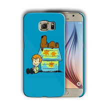 Load image into Gallery viewer, Scooby-Doo Anime Samsung Galaxy S4 5 6 7 8 9 10 E Edge Note 3 - 9 Plus Case 2