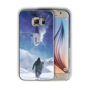 Extreme Sports Snowboarding Galaxy S4 S5 S6 S7 Edge Note 3 4 5 Plus Case 09