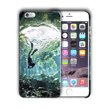 Load image into Gallery viewer, Extreme Sports Diving Iphone 4 4s 5 5s 5c SE 6 6s 7 + Plus Case Cover 10