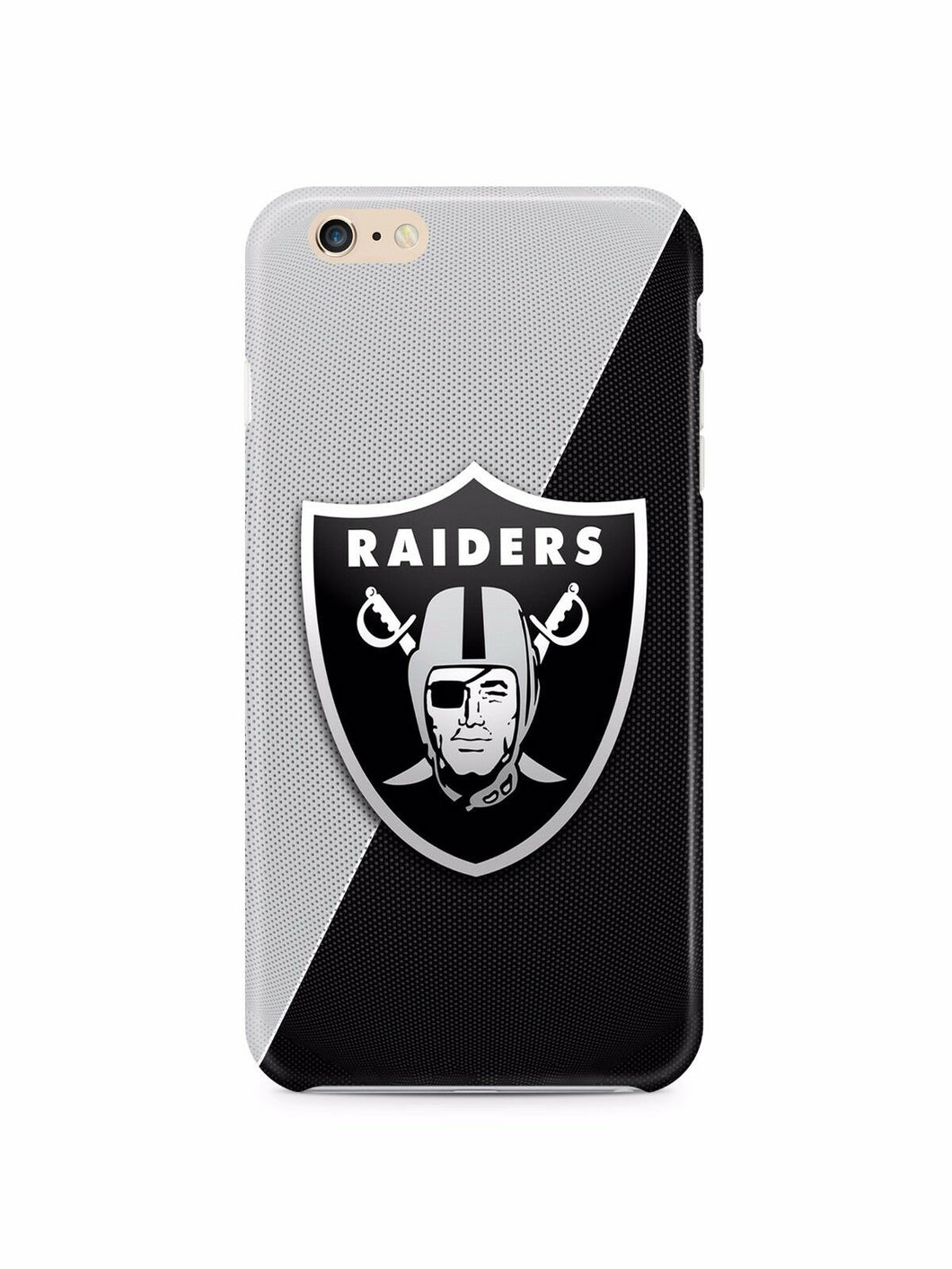 Oakland Raiders Case for Iphone 8 7 6 11 Pro Plus and other models Cover 08