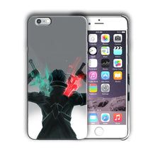 Load image into Gallery viewer, Sword Art Online Kirito Iphone 4s 5 5s 5c SE 6 6s 7 8 X XS Max XR Plus Case 02