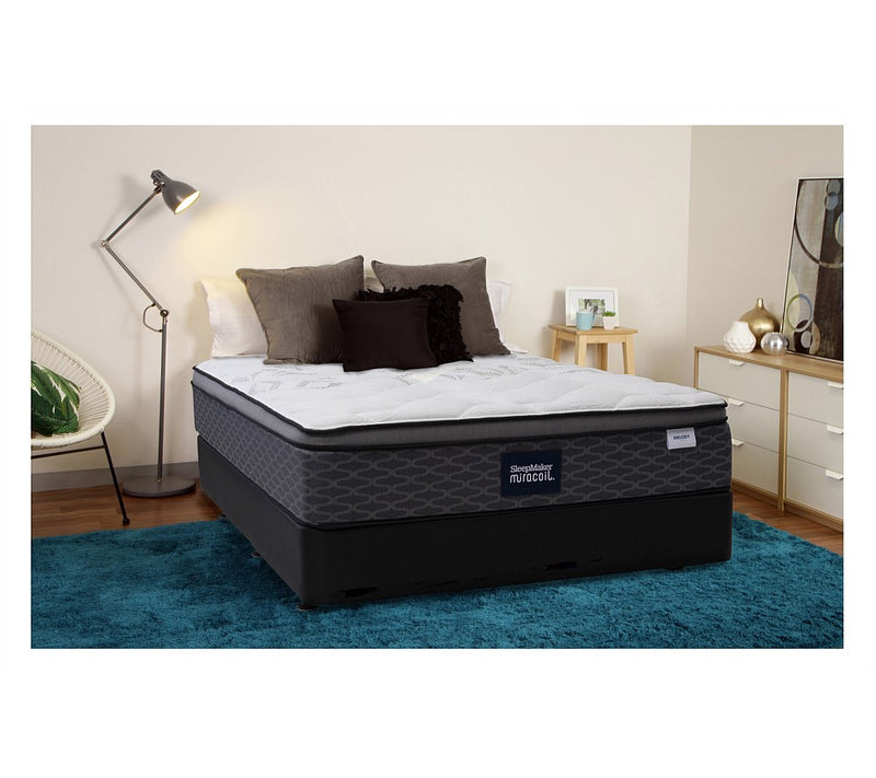 SleepMaker Melody Bed King Medium