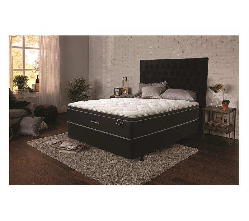 SleepMaker Symphony Bed King Split Base Medium