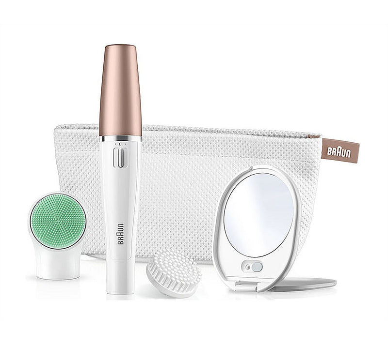 Braun FaceSpa 3-in-1 Facial Epilator