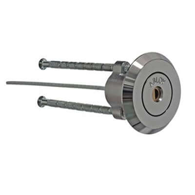 5150Z Abloy Pintalukon avainpesä Ms/Cr