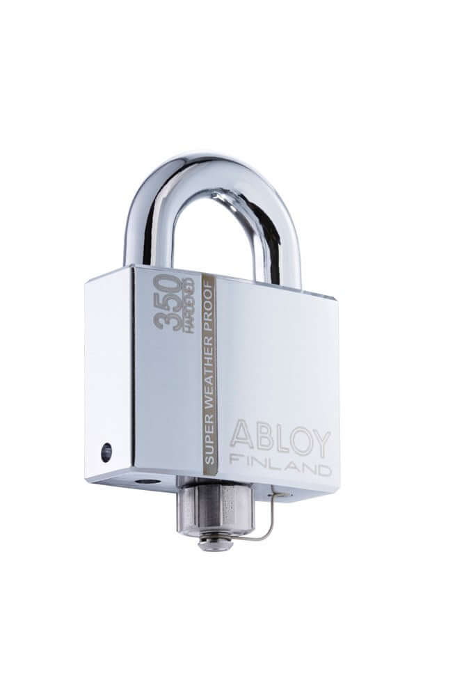 PLM350Z Abloy Super Weather Proof-riippulukot - sanka 50mm