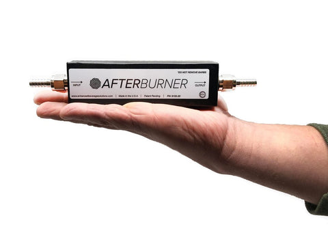 Enhanced Beverage Solutions The AfterBurner for kegerator Bar Room 9102-20