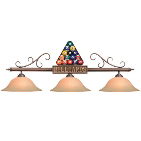 "RAM Game Room 56"" Billiard Rack Fixture for Game Room  BIL-B56"