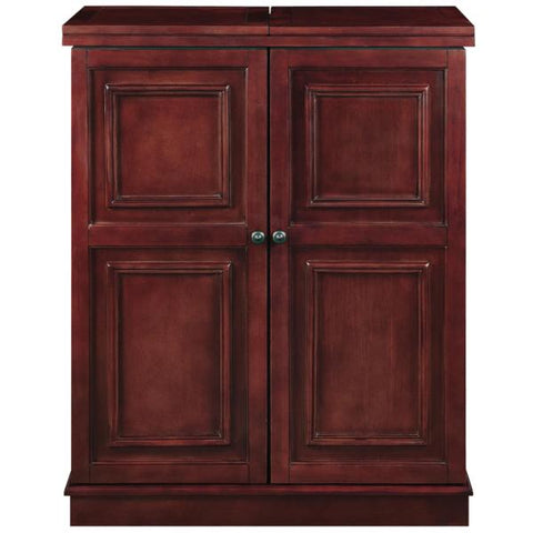 RAM Game Room Solid Wood Bar Storage For Bar Room BRCB3