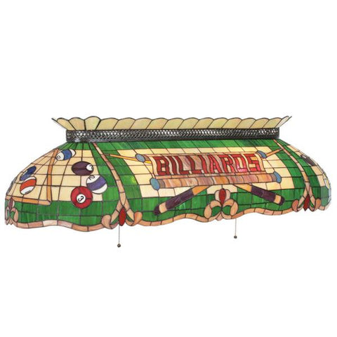 RAM Game Room Tiffany Billiard Light For Game Room CF50 BILLIARDS