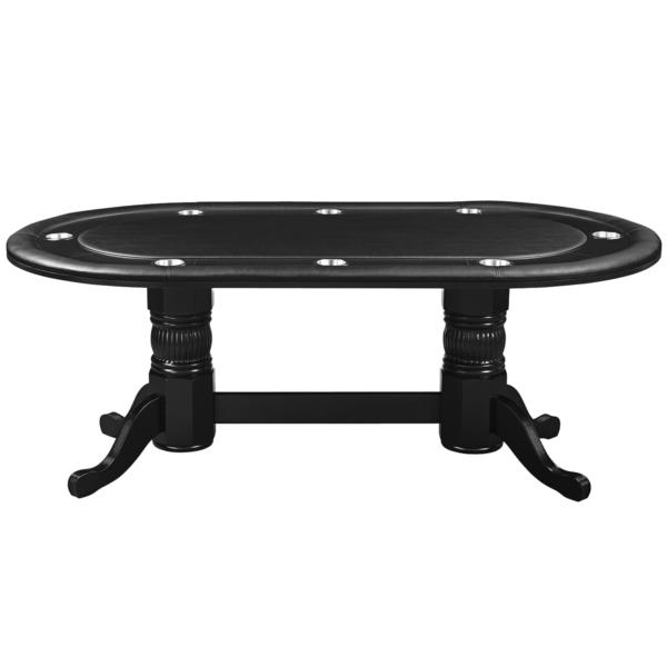 "RAM Game Room 84"" Game Table For Game Room GTBL84 WT"