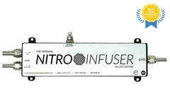 Enhanced Beverage Solutions Nitro Infuser Single for kegerator Bar Room 9102-10