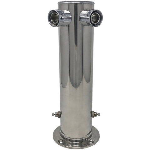Enhanced Beverage Solutions Nitro Tower for kegerator Bar Room