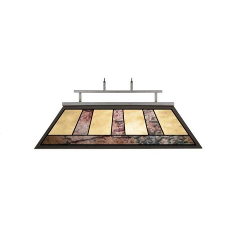 "RAM Game Room Odessa 56"" 3LT Billiard Light for Game Room OD-KD"