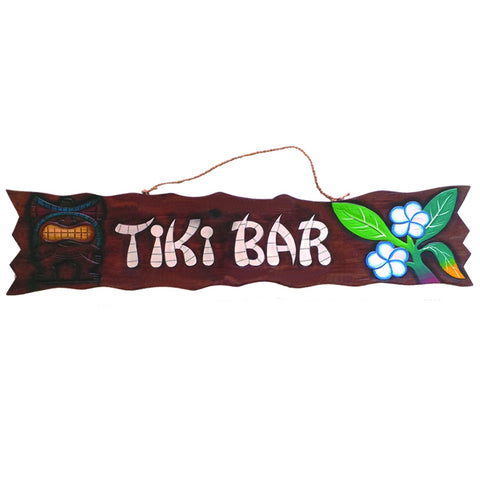 RAM Game Room Tiki Bar Sign Outdoor Decor ODR104