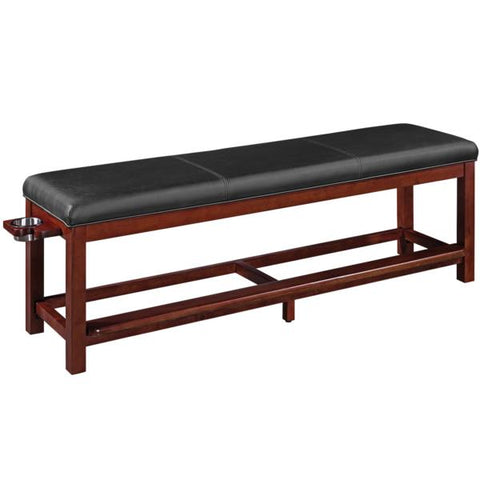 RAM Game Room Spectator Storage Bench for Bar Room SBENCH