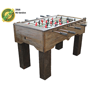 Performance Games Sure Shot RL Foosball Table Game Room