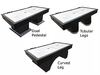 Image of Performance Games Tradewind MP Air Hockey Table Game Room