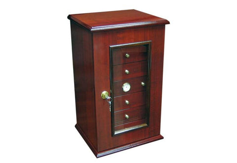 Prestige Charleston 150 Ct. Desktop & End Table Humidor Cigar Room CHRL