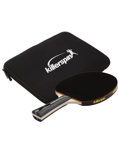 Killerspin JET Black Combo Ping Pong Paddle Game Room 100-51