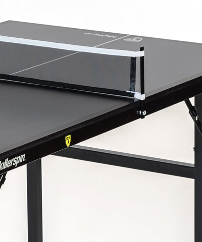 Killerspin MyT Small Deep Chocolate Ping Pong Table Game Room 368-04