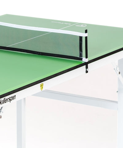 Killerspin MyT Small Lime Ping Pong Table Game Room 368-03