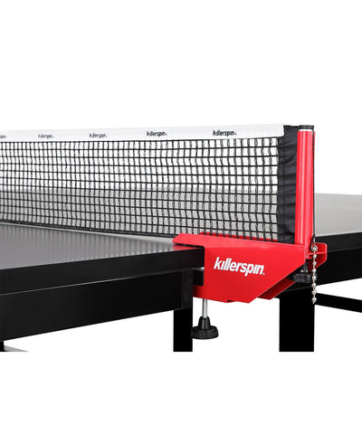 Killerspin MyT10 BlackPocket Indoor Ping Pong Table Game Room 366-08